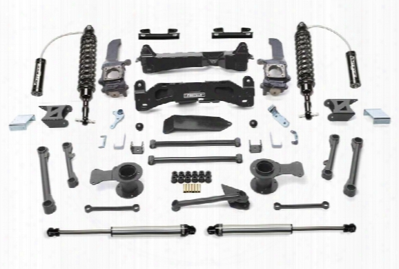 2013 Toyota Fj Cruiser Fabtech 6 Inch Performance Lift Kit W/dirt Logic Ss 2.5 Coilovers