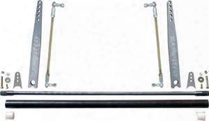 Currie Currie Universal Antirock Kit - 44 Inch Inch Bar W/ 18 Inch Inch Aluminum Arms - Ce-9902a-18 Ce-9902a-18 Sway Bar Assemblies