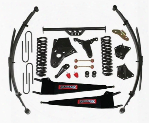 Skyjacker Skyjacker Suspension Lift Kit W/shock - 234rhks-an 234r Hks-an Complete Suspension Systems And Lift Kits