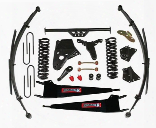 Skyjacker Skyjacker Suspension Lift Kit W/shock - 236rhk-an 236rhk-an Complete Suspension Systems And Lift Kits