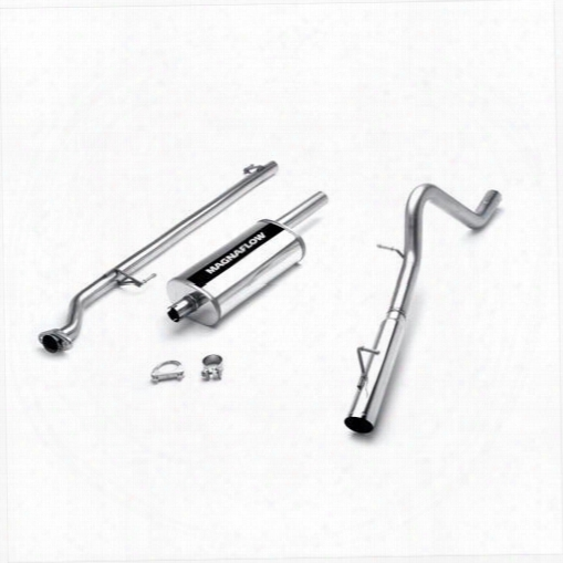 2001 Ford Escape Magnaflow Exhaust Cat-back Performance Exhaust System