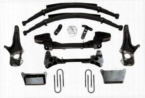 2003 Ford F-150 Skyjacker 6 Inch Lift Kit With Hydro Shocks