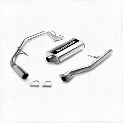 2004 Chevrolet Suburban 1500 Magnaflow Exhaust Cat-back Performance Exhaust System