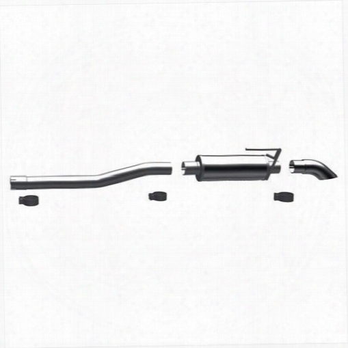2006 Nissan Titan Magnaflow Exhaust Off Road Pro Series Cat-back Performance Exhaust System