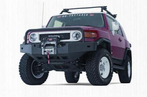2007 Toyota Fj Cruiser Warn Off Road Winch Bumper
