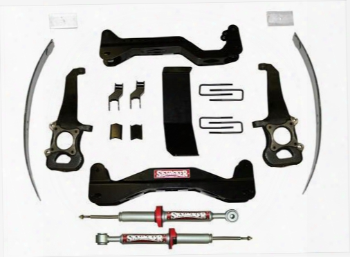 2008 Ford F-150 Skyjacker 6 Inch Lift Kit