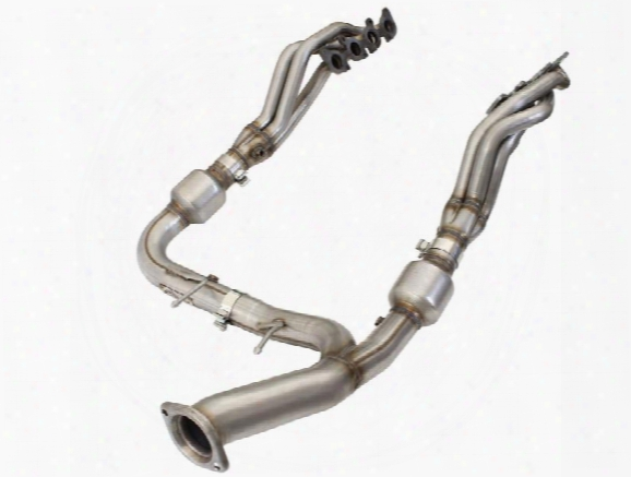2015 Ford F-150 Afe Power Twisted Steel Header/y-pipe