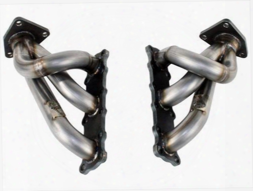 2005 Nissan Xterra Afe Power Twisted Steel Header