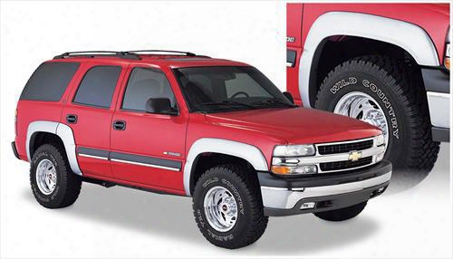 2006 Chevrolet Tahoe Bushwacker Chevrolet Extend-a-fender Flare Set