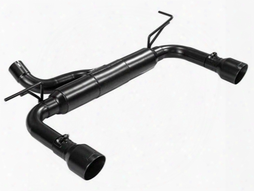 2013 Jeep Wrangler (jk) Flowmaster Exhaust Outlaw Exhaust