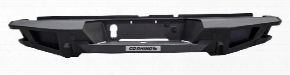 2014 Chevrolet Silverado 1500 Go Rhino Br20 Rear Replacement Bumper