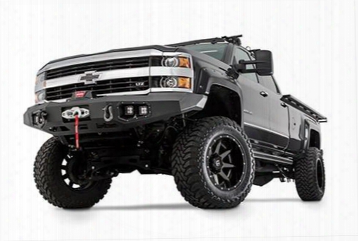 2014 Chevrolet Silverado 2500 Hd Warn Ascent Front Bumper