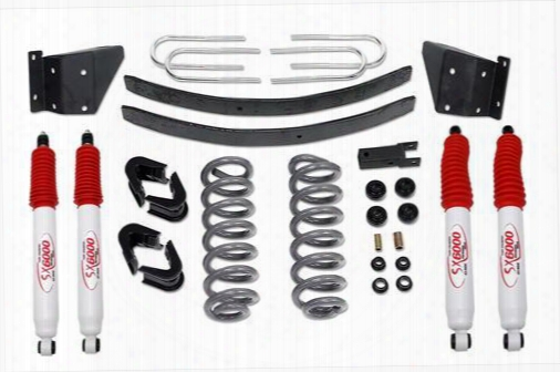 1979 Ford F-150 Tuff Country Lift Kit W/shock
