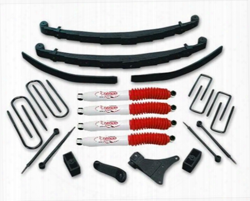 1991 Ford F-350 Tuff Country Lift Kit W/shock