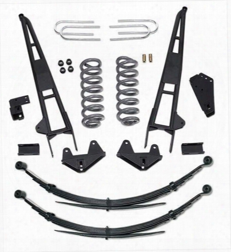 1995 Ford Bronco Tuff Country Lift Kit