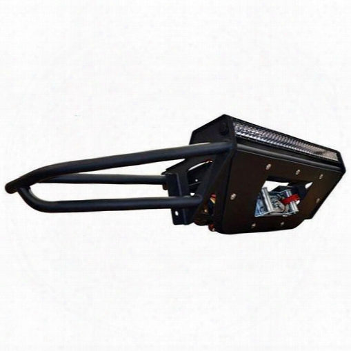 2013 Ford F-150 Nfab Front Winch Bumper In Textured Black