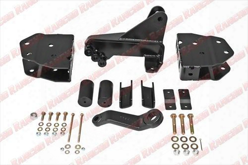 2013 Ford F-250 Super Duty Rancho 4 Inch Primary Lift Kit