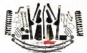 1996 JEEP CHEROKEE (XJ) Skyjacker 6 Inch Suspension Lift Kit with Nitro Shocks