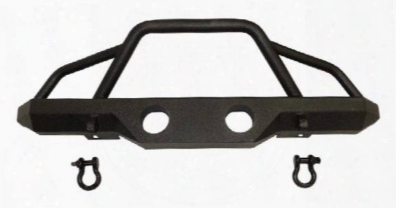 1997 Jeep Wrangler (tj) Rt Off-road Front Recovery Bumper With Stinger