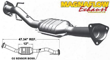 2003 Chevrolet Trailblazer Magnaflow Exhaust Direct Fit California Catalytic Converter