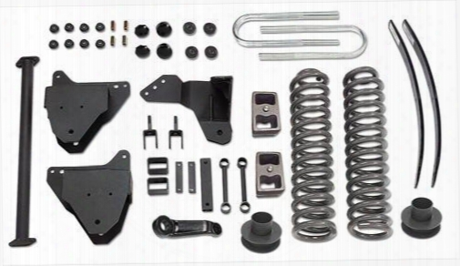 2005 Ford F-350 Super Duty Tuff Country 6 Inch Ez-ride Lift Kit