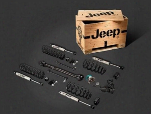 "2013 Jeep Wrangler (jk) Jeep 2"" Lift Kit With Fox Shocks"