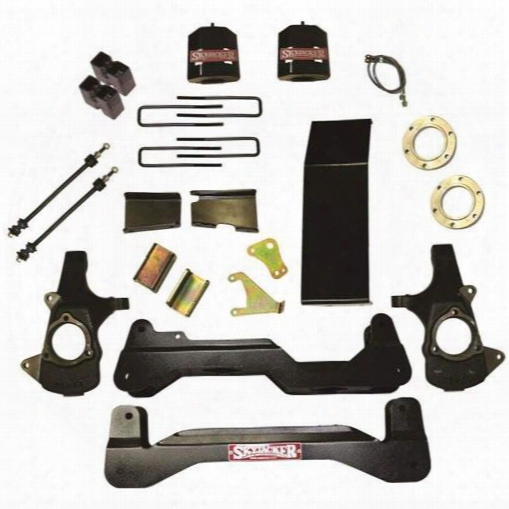 2014 Chevrolet Silverado 1500 Skyjacker 6 - 7 Inch Lift Kit