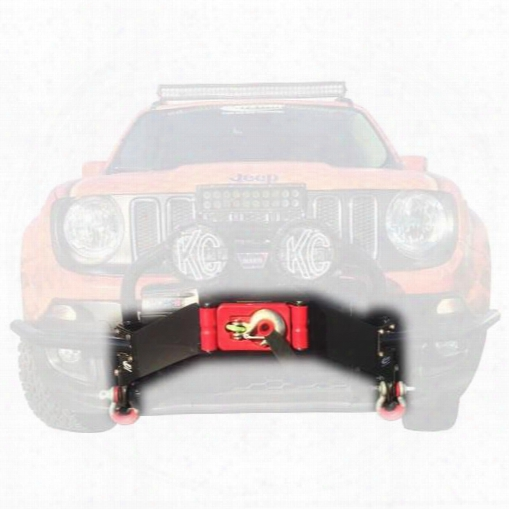 2015 Jeep Renegade Daystar Renegade Trailhawk Winch Bumper