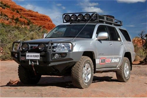 Arb 4x4 Accessories Arb Front Bull Bar (black) - 3421410 3421410 Front Bumpers