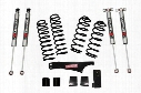 2010 JEEP WRANGLER (JK) Skyjacker 2.5 Inch Softride Lift Kit with M95 Monotube Shocks