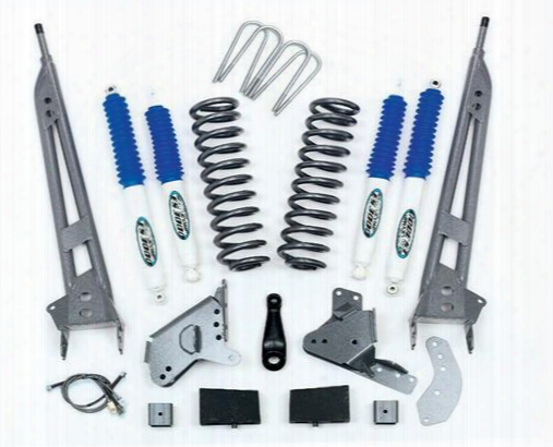 1989 Ford F-150 Pro Comp Suspension 6 Inch Stage Ii Lift Kit With Es3000 Shocks