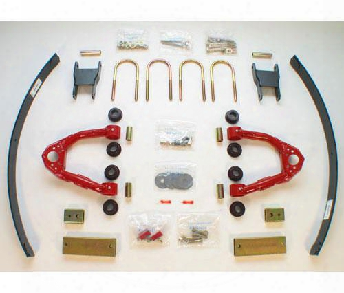 2000 Nissan Frontier Rancho 2.5 Inch Lift Kit With Rs5000 Shocks