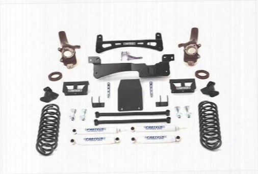 2001 Ford Expedition Fabtech 6 Inch Performance Lift Kit W/performance Shocks