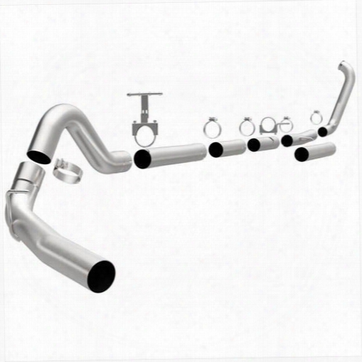 2003 Ford F-250 Super Duty Magnaflow Exhaust Custom Builder Pipe Kit Diesel Performance Exhaust System