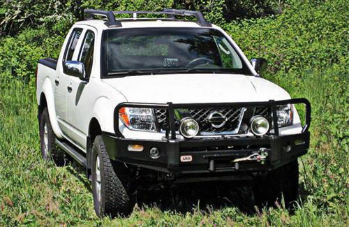 2005 Nissan Pathfinder Arb 4x4 Accessories Black Nissan Xterra Deluxe Bull Bar Winch Mount Bumper