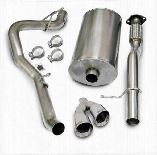 2008 Chevrolet Suburban 1500 Corsa Performance Exhaust Touring Cat-back Exhaust System