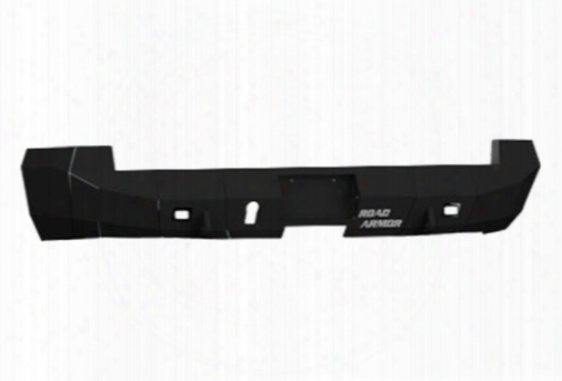 2010 Dodge Ram 3500 Road Armor Rear Stealth Non-winch Bumper In Raw Steel