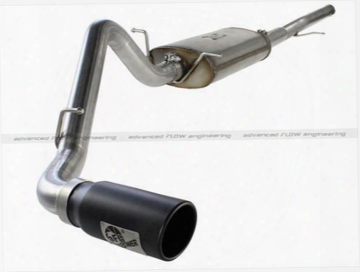 2014 Chevrolet Silverado 1500 Afe Power Machforce Xp Cat-back Ss-409 Exhaust System