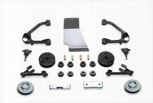 2015 Chevrolet Suburban 1500 Fabtech 4 Inch Budget Lift Kit