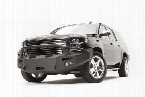 Fab Fours Fab Fours Sensor Winch Front Bumper With Pre-runner Guard (black) - Cs15-f3552-1 Cs15-f3552-1 Front Bumpers
