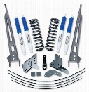 1995 FORD BRONCO Pro Comp Suspension 6 Inch Stage II Lift Kit with ES3000 Shocks