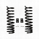 2014 DODGE 2500 Icon Suspension 4.5 Inch Lift Front Coil Springs