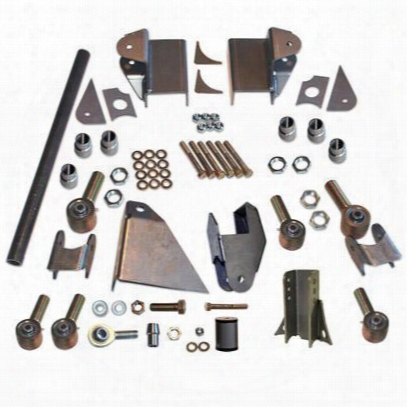 1995 Jeep Wrangler (yj) Synergy Manufacturing Front 3 Link Kit, No Tubing