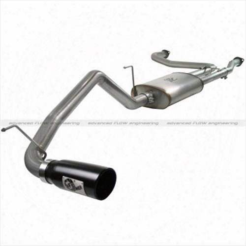 2006 Nissan Titan Afe Power Mach Force Xp Cat-back Ss-409 Exhaust System