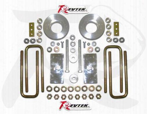 2009 Toyota Tundra Revtek 2.5 Inch Lift Kit
