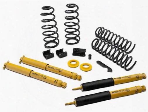 2010 Jeep Wrangler (jk) Arb 4x4 Accessories 2.5 Inch Lift Kit (heavy Load)