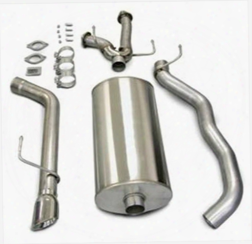 2013 Toyota Sequoia Corsa Performance Exhaust Touring Cat-back Exhaust System
