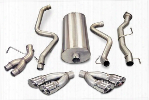 Corsa Performance Exhaust Corsa Cat-back Exhaust System - 14895 14895 Exhaust System Kits