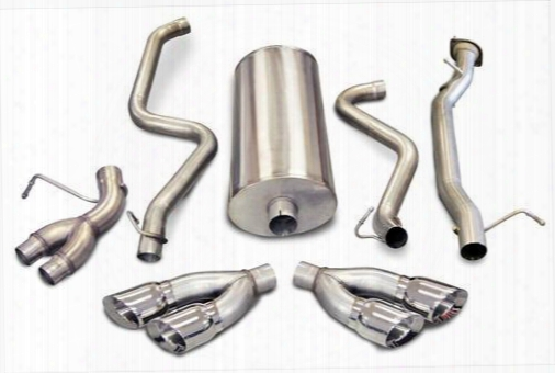 Corsa Performance Exhaust Corsa Cat-back Exhaust System - 14897 14897 Exhaust System Kits