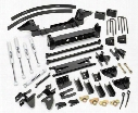 2003 GMC YUKON XL 2500 Pro Comp Suspension 6 Inch Lift Kit with Pro Runner Shocks